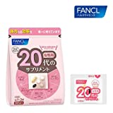 FANCL Good Choice 20's Women Health Supplement 30 bags Japan