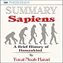 Summary: Sapiens: A Brief History of Humankind Audiobook by  Readtrepreneur Publishing Narrated by Donna A Motta