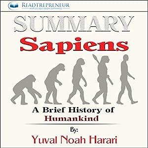 Summary: Sapiens: A Brief History of Humankind Audiobook