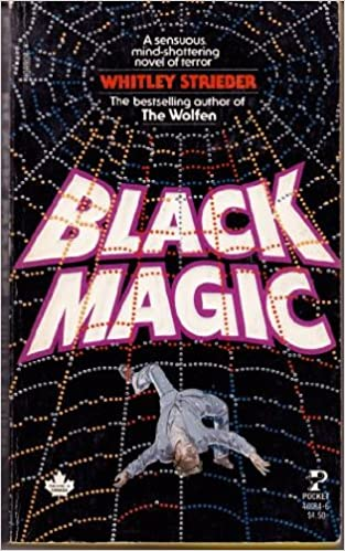 Black Magic Whitley Strieber 9780671460846 Amazon Books