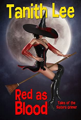 book cover of Red as Blood