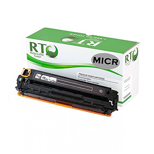 Renewable Toner Compatible MICR Cartridge High Yield Replacement HP CF410X 410X for Laserjet Pro M452 MFP M477