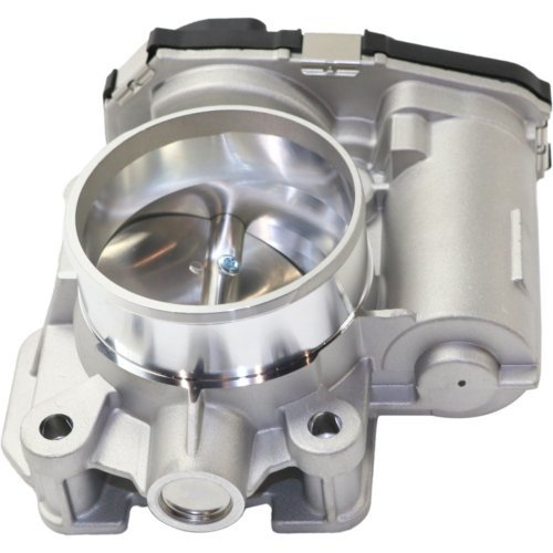 Make Auto Parts Manufacturing - AURA 07-09 / MALIBU O8-12 THROTTLE BODY, 4 Cyl, 2.4L eng., 6 Male Pin-Type Terminals - REPC315003 by Make Auto Parts Manufacturing