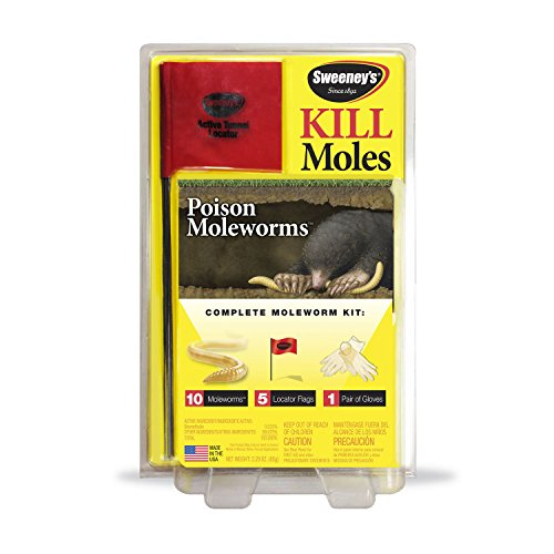 (Sweeney's S6009 Poison Moleworms 2.29 Oz)