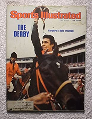 Bold Forbes - 1976 Kentucky Derby Winner - Sports Illustrated - May 10, 1976 - Horse Racing - SI-2