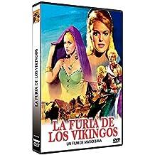 La Furia de los Vikingos DVD 1961 Gli Invasori
