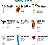 ADTZYLD Cocktail Shaker Set Bartender Kit,Bar Set