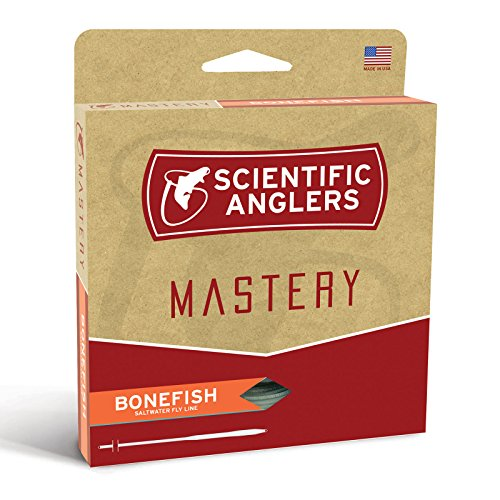 Scientific Anglers Mastery Bonefish Weight Forward Fly Fishing Line – Floating