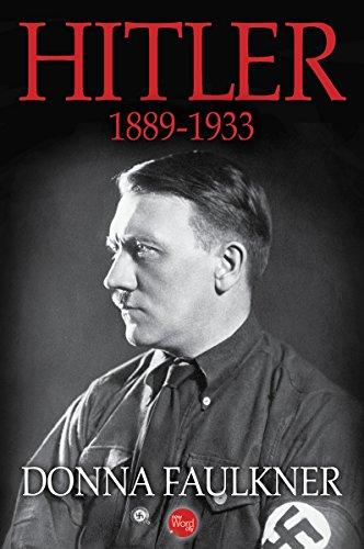 Hitler: 1889-1933 cover