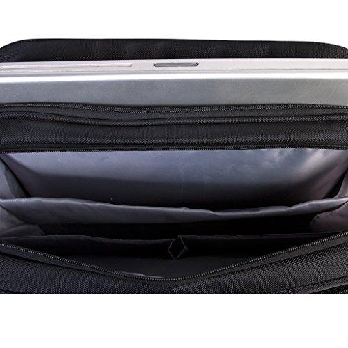 Swiss Gear ScanSmart Ballistic Top-Load for 17.3'' Notebook (SWA0918) by Swiss Gear (Image #4)