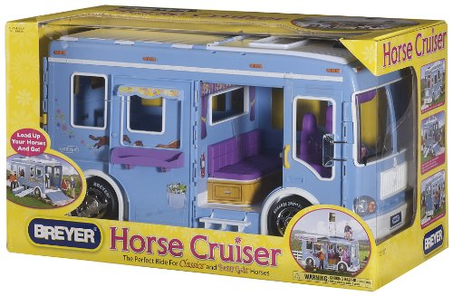 Breyer Classic Horse Cruiser Vehicle Blue