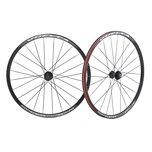 Vuelta Speed One Pro 700c Alloy Hand Built Clichner Disc Brake Only 11sp Road Wheelset