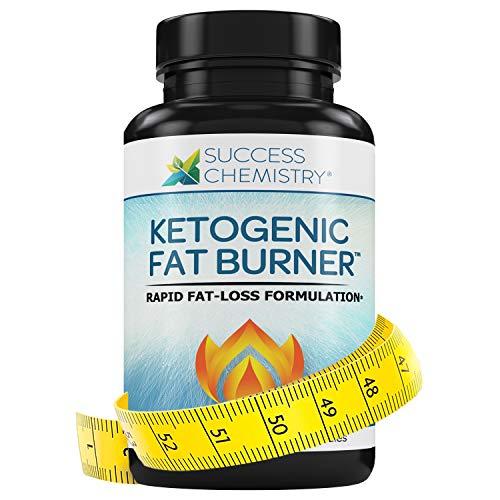 Keto Diet Pills | Achieve Perfect Ketosis | Burns Carbs | 60 Veggie Caps