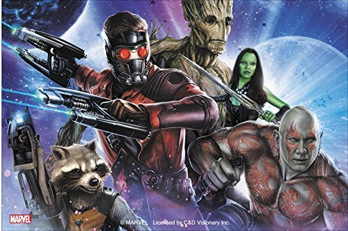 新しく着き C&D Visionary Guardians Of The by Galaxy B00U1ZXNJY Movie Group Shot Visionary Sticker by C&D Visionary [並行輸入品] B00U1ZXNJY, ステッカー屋 わーるどくらふと:2d92549f --- mvd.ee