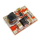 3 3v voltage regulator - DROK® Mini DC Volts Converter Voltage Step Up 3V to 5V Cell Phone Mobile Regulator Power Supply