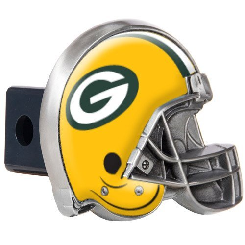 NFL Green Bay Packers Helmet Trailer Hitch Cover
