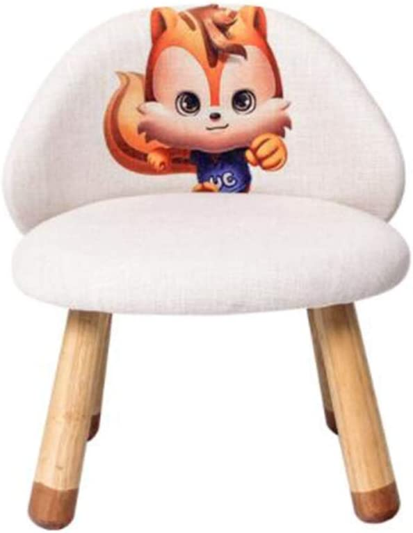Yumeige Stools Childrens Chair For Kindergarten Living Room Bedroom Load 100kg Sofa Stool Backrest Small Bench Stool With Cartoon Kindergarten Study Chair Color Cat Chairs Seats Home Kitchen Fili Com Au
