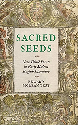 Sacred Seeds book cover.