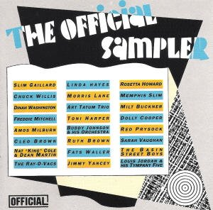 The Official Sampler - Official Records Various Artists - Linda Harper Brown