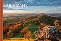 Superb color photographs in landscape format                             Informative text                             Perfect gift book                                Germany is beautiful; everyone who has ever trav...