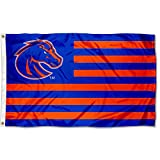 Boise State Stars and Stripes Nation College Flag For Sale