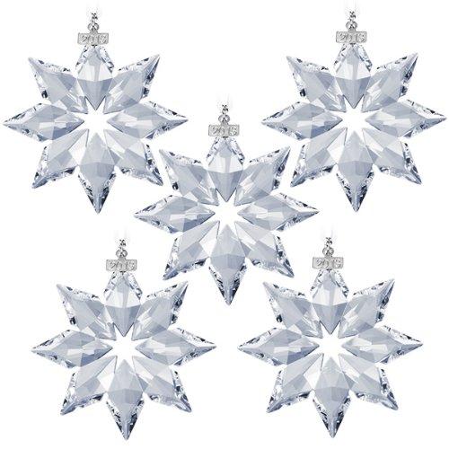Swarovski 2013 annual edition crystal star ornament | #1724632431.