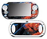 Amazing Spider-Man Spiderman 1 2 3 Cartoon Movie Video Game Vinyl Decal Skin Sticker Cover for Sony Playstation Vita Regular Fat 1000 Series System