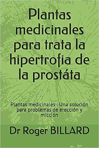 plantas medicinales prostata