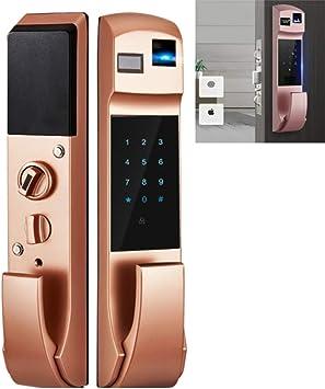 Cerradura Inteligente & Biométrica - Smart Lock Con Lector De ...