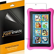 """[3-Pack] Supershieldz for All-New Fire 7 Kids Edition Tablet 7"""" Screen Protector, (7th Generation - 2017 release Only) High Definition Clear Shield - Lifetime Replacements Warranty"""