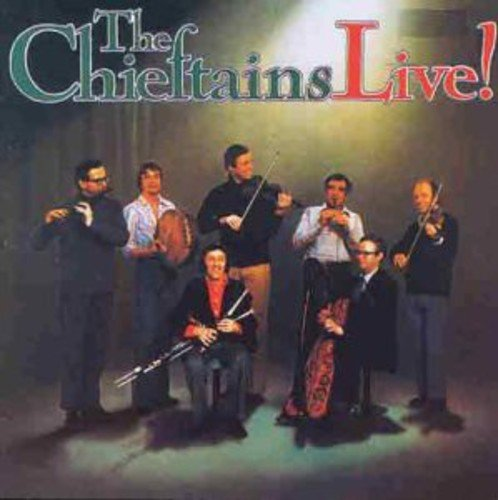 Chieftains Live by Cladd