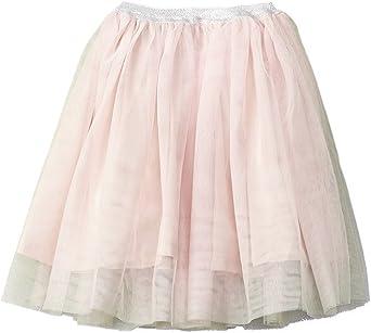 MOLLY BRACKEN MMS572P17 Falda, Rosa (Pink Pink), 4 años para Niñas ...