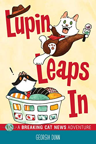 Lupin Leaps In: A Breaking Cat News Adventure (Two Main Characters In Mice And Men)