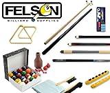 Deluxe Billiards Complete Accessories Kit - 32 Pieces!