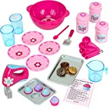 Our Generation Gourmet Kitchen Set for 18-Inch Dolls. Includes 69 ...