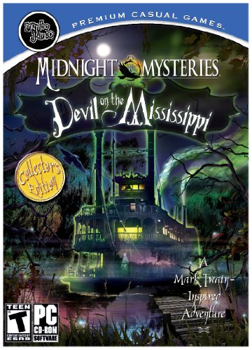 Midnight Mysteries 3: Devil on the Mississippi - PC