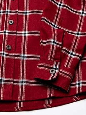 Wrangler Men's Long Sleeve Flannel Shirt