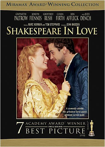 Shakespeare in Love (Miramax Collector's Series) (Switch Shakespeare)