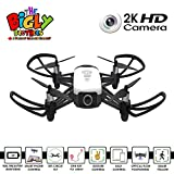 Bigly Brothers Locke 2K Camera Elite WiFi FPV Drone with Optical Flow Positioning