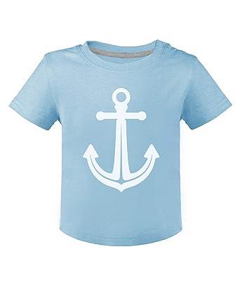 Cadeau de Naissance bébé - Ancre Petit Marin T-Shirt Bébé Unisex   Amazon.fr  Vêtements et accessoires d4442e931d7