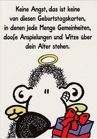 Freche Sheepworld Geburtstagskarte Dein Alter: Amazon.de