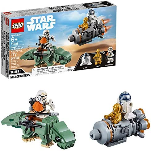 LEGO Star Wars Microfighters Building product image