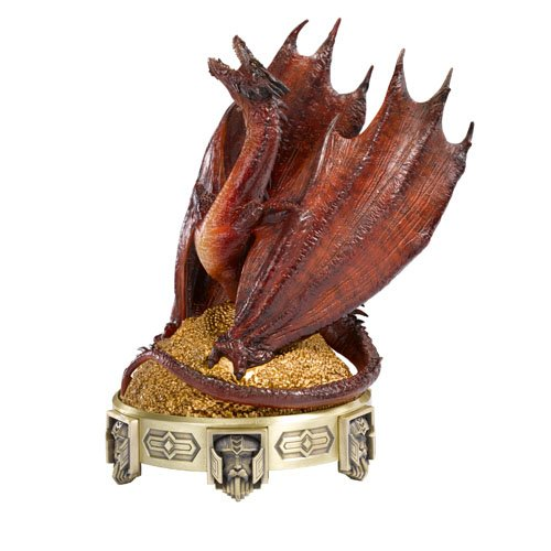 Noble Collection NN7526-Lord of The Rings Smaug Incense Burner by The Noble Collection (Image #1)