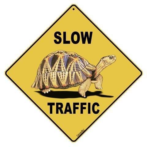 CROSSWALKS Slow Traffic 12