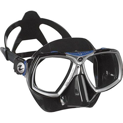 Aqua Lung Maske Look 22016–Farbe–Schwarz/Blau Aqualung