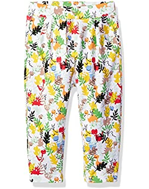 Unisex Baby Printed Jogger Pant