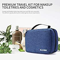 Sumee Toiletry Bag, Cosmetic Makeup Bag, Great Storage, Functional Bags, Large Capacity, Travel, Domestic Use, Storage Bag