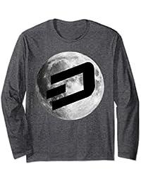 Men's Women's Youth Dash Digital Cash Long Sleeve T-Shirt