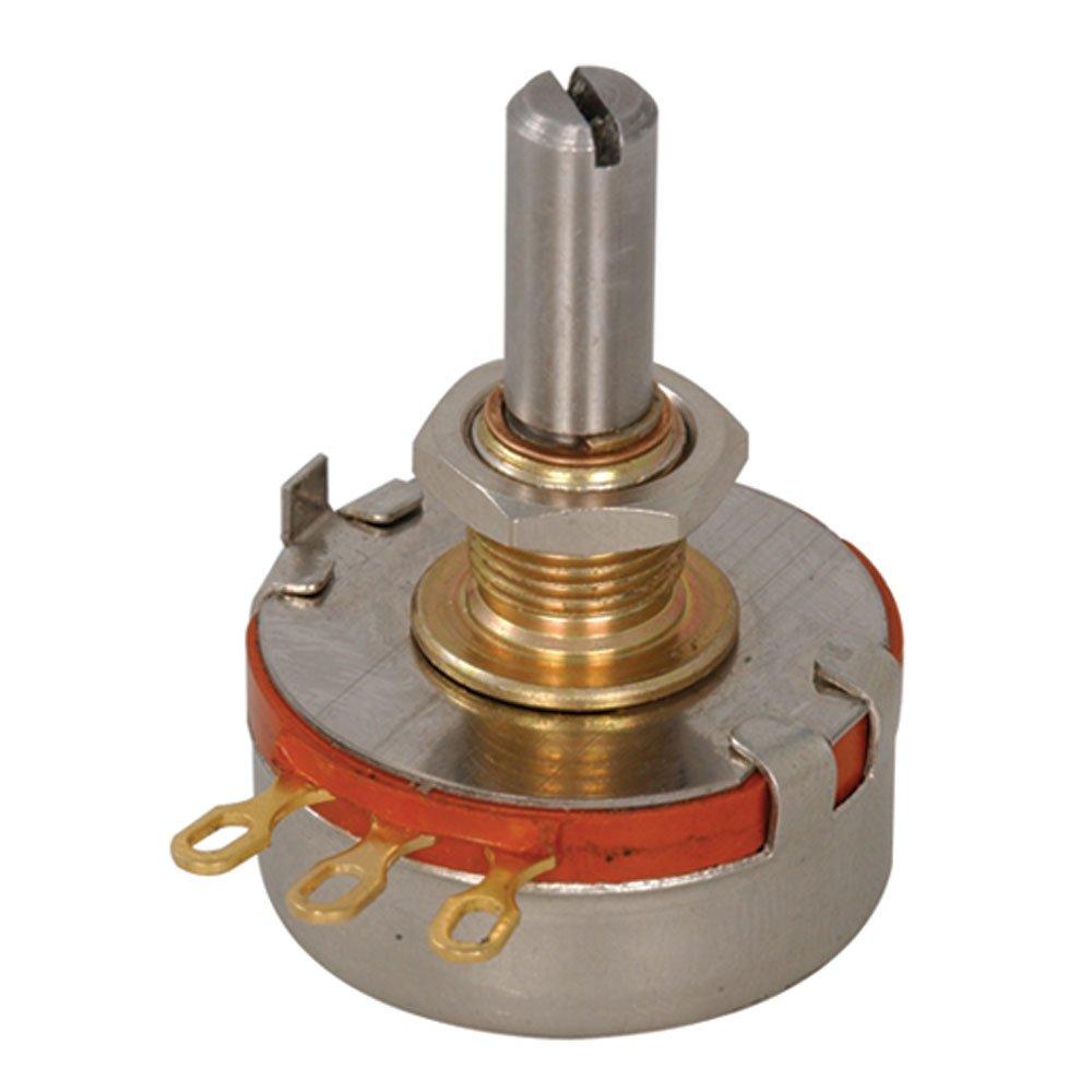 Precision Electronics K1716-VP Linear Taper Potentiometer, 5K Ohm, 2-Watt, 1/4'' Shaft, 28 mm Diameter (Pack of 2)
