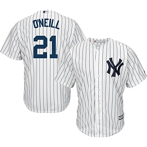 0f9e3c20d49 70%OFF Paul O Neill New York Yankees  21 MLB Men s Cool Base Home ...